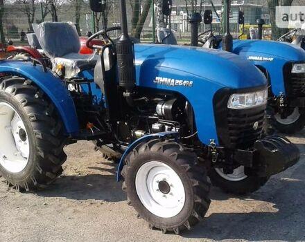 Синий Джинма 264, объемом двигателя 1.53 л и пробегом 1 тыс. км за 6300 $, фото 1 на Automoto.ua