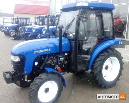 Синий Джинма 404, объемом двигателя 2.57 л и пробегом 0 тыс. км за 9150 $, фото 1 на Automoto.ua