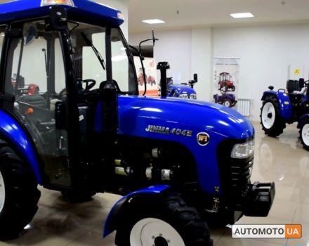 Синій Джинма JMT 404, об'ємом двигуна 1.5 л та пробігом 0 тис. км за 9150 $, фото 1 на Automoto.ua