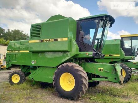 Зеленый Джон Дир 1177, объемом двигателя 5.9 л и пробегом 3 тыс. км за 0 $, фото 1 на Automoto.ua