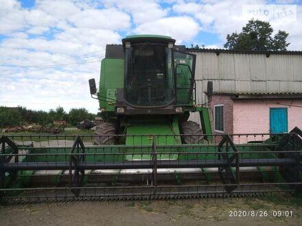 Зеленый Джон Дир 1177, объемом двигателя 0 л и пробегом 3 тыс. км за 31000 $, фото 1 на Automoto.ua