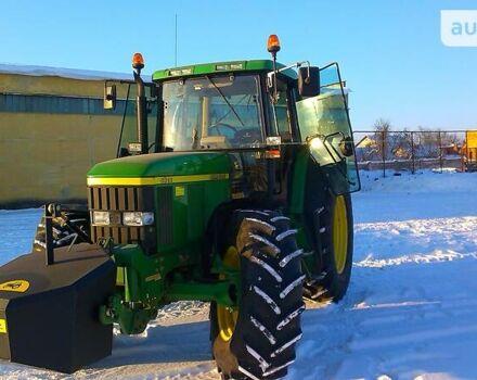 Зеленый Джон Дир 6810, объемом двигателя 0 л и пробегом 1 тыс. км за 44850 $, фото 1 на Automoto.ua