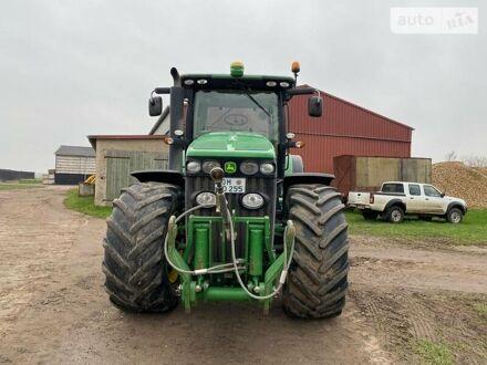 Зеленый Джон Дир 8320 R, объемом двигателя 9 л и пробегом 1 тыс. км за 132850 $, фото 1 на Automoto.ua