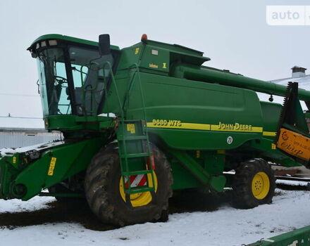 Зеленый Джон Дир 9680, объемом двигателя 0 л и пробегом 777 тыс. км за 47000 $, фото 1 на Automoto.ua