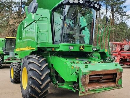 Зеленый Джон Дир 9780, объемом двигателя 8.1 л и пробегом 3 тыс. км за 68208 $, фото 1 на Automoto.ua