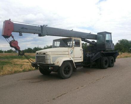 КС 3575, объемом двигателя 14.9 л и пробегом 15 тыс. км за 9500 $, фото 1 на Automoto.ua