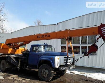 Синий КС 3575А, объемом двигателя 0 л и пробегом 100 тыс. км за 10000 $, фото 1 на Automoto.ua