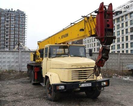 Оранжевый КС 557, объемом двигателя 11 л и пробегом 25 тыс. км за 34000 $, фото 1 на Automoto.ua
