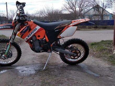 Оранжевый КТМ EXC 450, объемом двигателя 0.45 л и пробегом 1 тыс. км за 3300 $, фото 1 на Automoto.ua