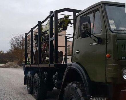 Зеленый КамАЗ 4310, объемом двигателя 10.8 л и пробегом 30 тыс. км за 27500 $, фото 1 на Automoto.ua