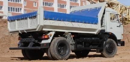 КамАЗ 43255, об'ємом двигуна 0 л та пробігом 1 тис. км за 0 $, фото 1 на Automoto.ua