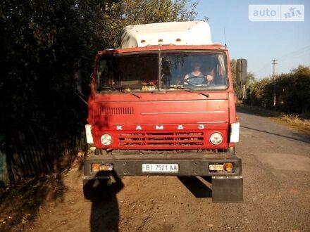 Красный КамАЗ 4425, объемом двигателя 0 л и пробегом 8 тыс. км за 4500 $, фото 1 на Automoto.ua