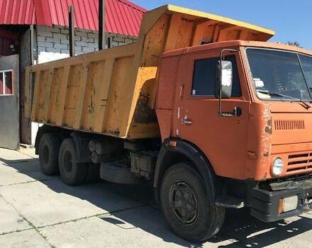 Оранжевый КамАЗ 45142, объемом двигателя 10.85 л и пробегом 79 тыс. км за 12500 $, фото 1 на Automoto.ua