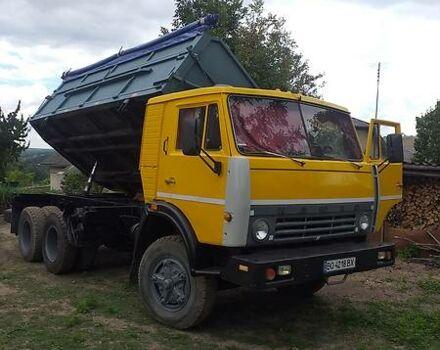 Оранжевый КамАЗ 5320, объемом двигателя 10.85 л и пробегом 100 тыс. км за 8900 $, фото 1 на Automoto.ua