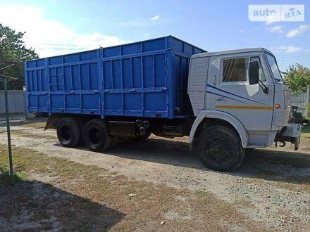 КамАЗ 53212, об'ємом двигуна 0 л та пробігом 10 тис. км за 7500 $, фото 1 на Automoto.ua