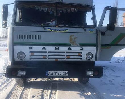 Серый КамАЗ 53212, объемом двигателя 11 л и пробегом 10 тыс. км за 13100 $, фото 1 на Automoto.ua