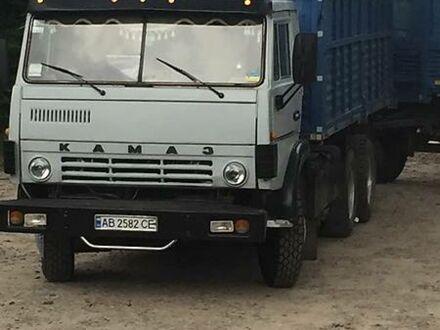 Сірий КамАЗ 53212, об'ємом двигуна 11 л та пробігом 10 тис. км за 8000 $, фото 1 на Automoto.ua