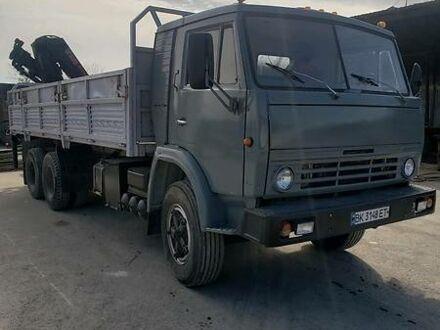 Серый КамАЗ 53212, объемом двигателя 11 л и пробегом 97 тыс. км за 23300 $, фото 1 на Automoto.ua