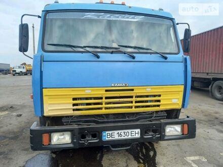 Синій КамАЗ 53212, об'ємом двигуна 11 л та пробігом 1 тис. км за 11500 $, фото 1 на Automoto.ua