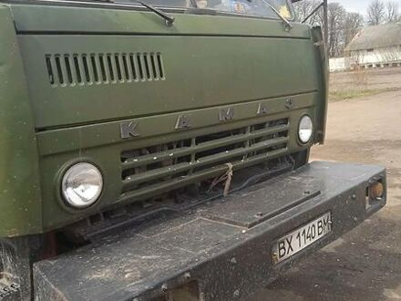 Зеленый КамАЗ 53212, объемом двигателя 11 л и пробегом 4 тыс. км за 21500 $, фото 1 на Automoto.ua