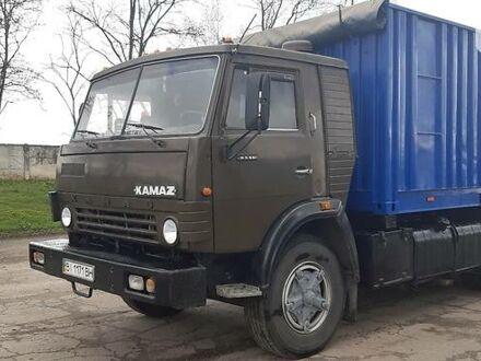 Зеленый КамАЗ 53212, объемом двигателя 10.8 л и пробегом 9 тыс. км за 6500 $, фото 1 на Automoto.ua