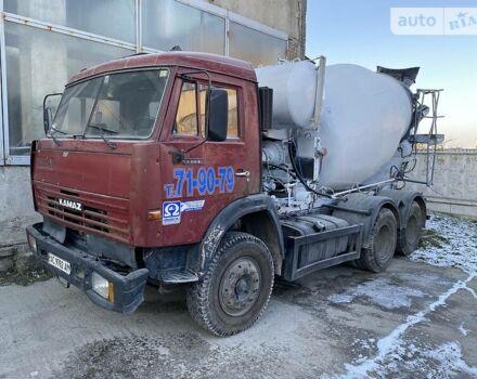 Красный КамАЗ 53229, объемом двигателя 0 л и пробегом 1 тыс. км за 14000 $, фото 1 на Automoto.ua