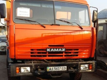 Оранжевый КамАЗ 53229, объемом двигателя 0 л и пробегом 1 тыс. км за 24000 $, фото 1 на Automoto.ua