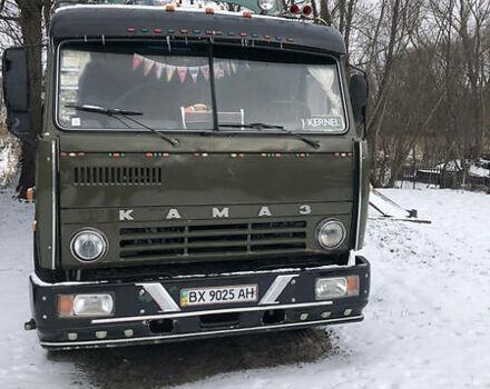 Зеленый КамАЗ 5410, объемом двигателя 0 л и пробегом 1 тыс. км за 5300 $, фото 1 на Automoto.ua