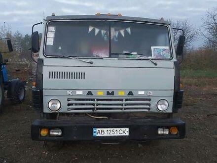 Серый КамАЗ 55102, объемом двигателя 11 л и пробегом 1 тыс. км за 10000 $, фото 1 на Automoto.ua