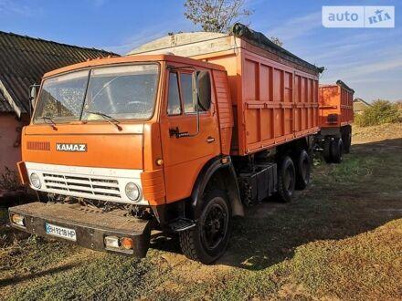 Оранжевый КамАЗ 55102, объемом двигателя 15 л и пробегом 10 тыс. км за 14000 $, фото 1 на Automoto.ua