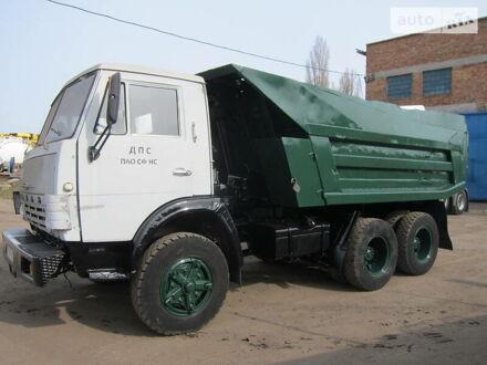 Серый КамАЗ 55111, объемом двигателя 11 л и пробегом 95 тыс. км за 9000 $, фото 1 на Automoto.ua