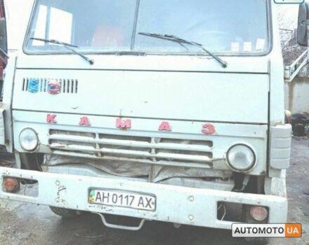 Серый КамАЗ 55111, объемом двигателя 10.8 л и пробегом 80 тыс. км за 12000 $, фото 1 на Automoto.ua