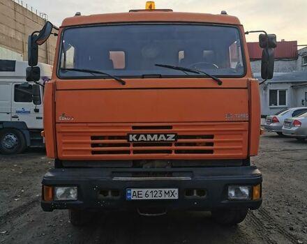 Оранжевый КамАЗ 65115, объемом двигателя 12 л и пробегом 32 тыс. км за 36000 $, фото 1 на Automoto.ua
