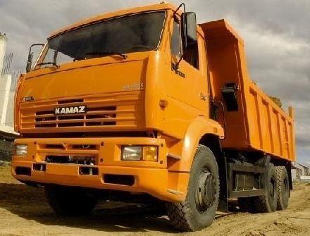 КамАЗ 6520, об'ємом двигуна 0 л та пробігом 1 тис. км за 0 $, фото 1 на Automoto.ua