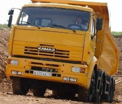 КамАЗ 65201, об'ємом двигуна 0 л та пробігом 1 тис. км за 0 $, фото 1 на Automoto.ua