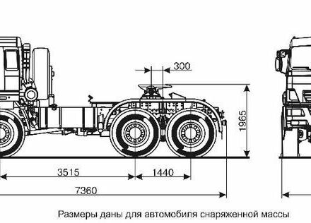 КамАЗ 65221, об'ємом двигуна 0 л та пробігом 1 тис. км за 0 $, фото 1 на Automoto.ua
