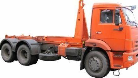 КамАЗ КО-452-13, об'ємом двигуна 0 л та пробігом 1 тис. км за 0 $, фото 1 на Automoto.ua