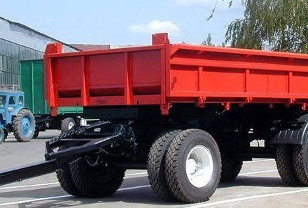 КамАЗ СЗАП-8543, об'ємом двигуна 0 л та пробігом 1 тис. км за 0 $, фото 1 на Automoto.ua