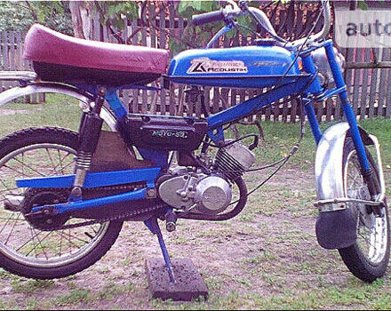 Синий Карпаты В-50, объемом двигателя 0.05 л и пробегом 8 тыс. км за 140 $, фото 1 на Automoto.ua
