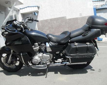 Чорний Кавасакі 1000, об'ємом двигуна 1 л та пробігом 50 тис. км за 3000 $, фото 1 на Automoto.ua