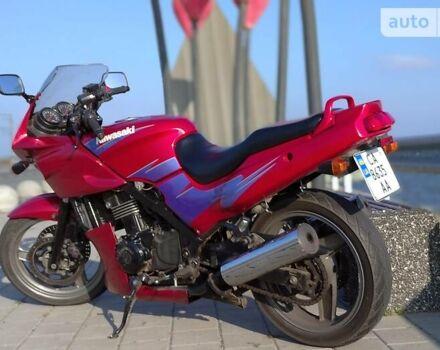 Червоний Кавасакі GPZ, об'ємом двигуна 0.5 л та пробігом 32 тис. км за 2100 $, фото 1 на Automoto.ua