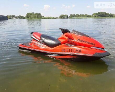 Красный Кавасаки Джет Ски Ультра, объемом двигателя 1.5 л и пробегом 92 тыс. км за 6500 $, фото 1 на Automoto.ua