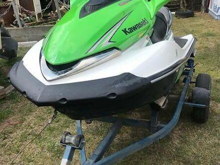 Зеленый Кавасаки Джет Ски, объемом двигателя 0 л и пробегом 1 тыс. км за 8900 $, фото 1 на Automoto.ua