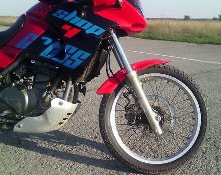 Червоний Кавасакі KLE, об'ємом двигуна 0 л та пробігом 1 тис. км за 2200 $, фото 1 на Automoto.ua