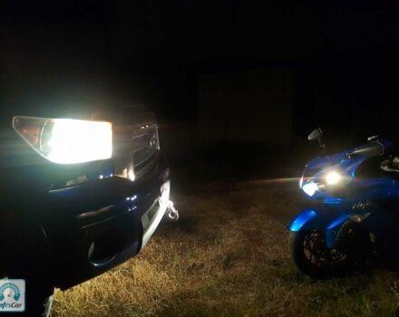 Синій Кавасакі Ніндзя, об'ємом двигуна 0 л та пробігом 36 тис. км за 11500 $, фото 1 на Automoto.ua