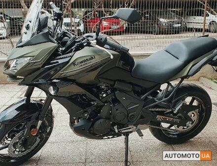 Кавасаки Версис, объемом двигателя 0.65 л и пробегом 0 тыс. км за 10668 $, фото 1 на Automoto.ua