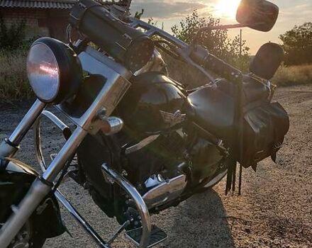 Черный Кавасаки Вулкан, объемом двигателя 0.8 л и пробегом 30 тыс. км за 3900 $, фото 1 на Automoto.ua