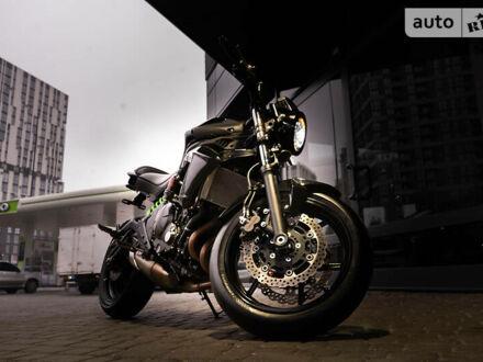 Черный Кавасаки EX 650, объемом двигателя 0.65 л и пробегом 7 тыс. км за 5800 $, фото 1 на Automoto.ua