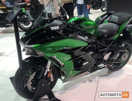 Кавасакі H2, об'ємом двигуна 1 л та пробігом 0 тис. км за 36320 $, фото 1 на Automoto.ua
