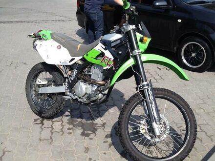 Зеленый Кавасаки KLX 250, объемом двигателя 0.25 л и пробегом 13 тыс. км за 2850 $, фото 1 на Automoto.ua